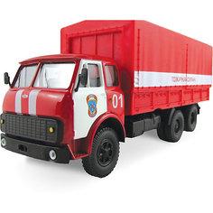 """Машинка """"MAZ-516"""" пожарная охрана, Autotime"""