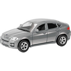 "Машинка ""BMW X6"" 1:64, Autotime"