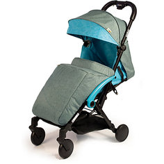 Прогулочная коляска BabyHit Amber 2017, синий