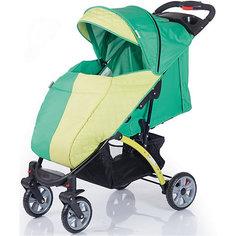 Прогулочная коляска BabyHit Tetra, зеленый