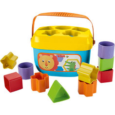 """Сортер Fisher-Price """"Первые кубики малыша"""" Mattel"""