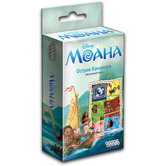 "Игра настольная ""Моана: Остров Какамора"",  Hobby World"