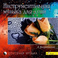 """CD """"Инструментальная музыка для души"""" Би Смарт"""