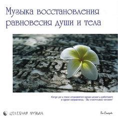 "CD ""Музыка восстановления равновесия тела и души"" Би Смарт"