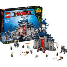 LEGO NINJAGO 70617: Храм Последнего великого оружия
