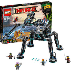 LEGO NINJAGO 70611: Водяной Робот