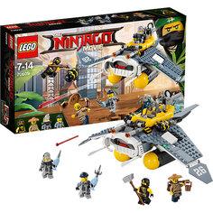 "LEGO NINJAGO 70609: Бомбардировщик ""Морской дьявол"""