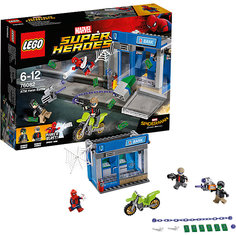 Конструктор Lego Super Heroes 76082: Ограбление банкомата