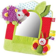 Развивающая игрушка Зеркало Lovely Garden, Happy Baby