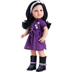 Кукла Лина, 42 см, Paola Reina