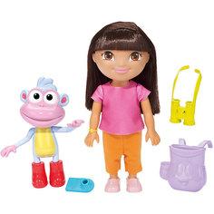 Игровой набор, Fisher Price, Даша-путешественница, Набор с обезьянкой Башмачок Mattel