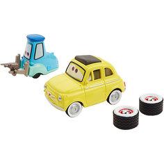 Коллекционные машинки Гвидо и Луиджи, Тачки Mattel