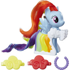 """Игровой набор Hasbro My little Pony """"Пони-модницы"""", Рейнбоу Дэш"""