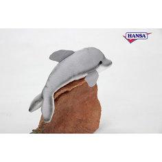 """Мягкая игрушка Hansa """"Дельфин"""", 20 см"""