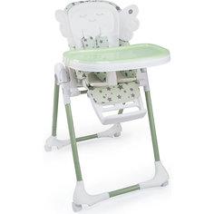 Стульчик для кормления Happy Baby Wingy, зеленый