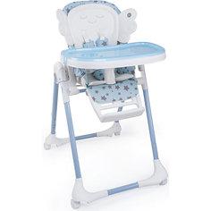 Стульчик для кормления Happy Baby Wingy, голубой