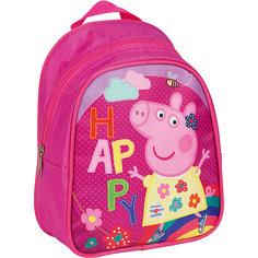 Рюкзачок дошкольный, малый Свинка Пеппа Росмэн