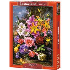 """Пазл Castorland """"Ваза с цветами"""", 1000 деталей"""