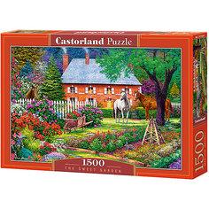 """Пазл Castorland """"Чудесный сад"""", 1500 деталей"""