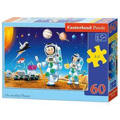 """Пазл Castorland """"На другой планете"""", 60 деталей"""