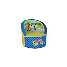 Кресло Врумиз, Small Toys, желтый/синий СмолТойс