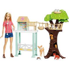 """Игровой набор Barbie """"Спасатель животных"""" Mattel"""