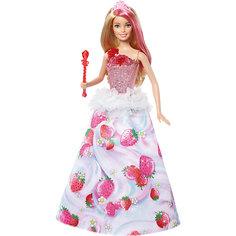 Кукла Barbie Конфетная принцесса, Mattel