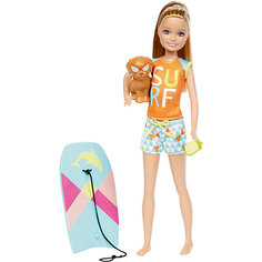 Кукла Barbie Стэйси из серии «Морские приключения» Mattel