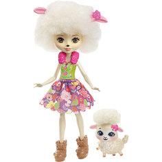 Кукла-овечка Enchantimals Лорна Лэмб Mattel