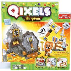 QIXELS Набор для творчества Королевство. Оружейная мастерская. Spin Master