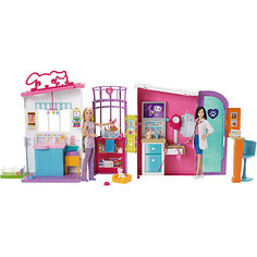 """Игровой набор Barbie """"Ветеринарный центр"""" Mattel"""