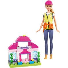"""Игровой набор Barbie """"Строитель"""" Mattel"""