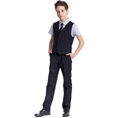 Комплект  для мальчика: брюки, жилет Scool S`Cool
