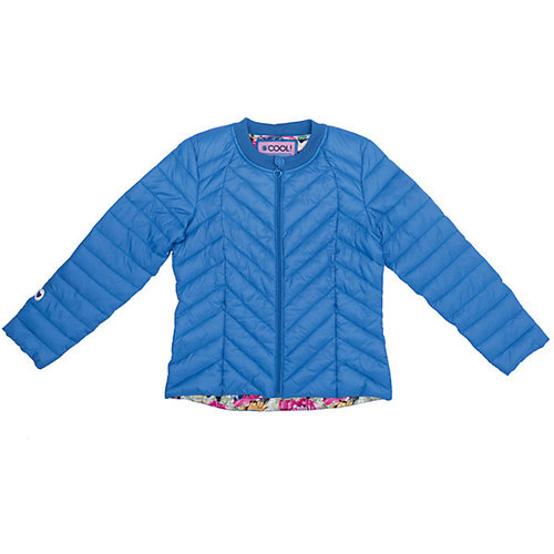 Куртка текстильная для девочки Scool