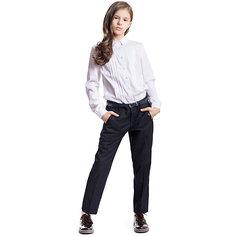 Брюки текстильные для девочки Scool S`Cool