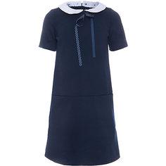 Платье трикотажное для девочки Scool S`Cool