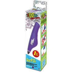 """Картридж для 3Д ручки """"Вертикаль"""", пурпурный Redwood 3D"""