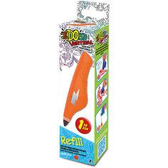 """Картридж для 3Д ручки """"Вертикаль"""", оранжевый Redwood 3D"""