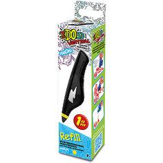 """Картридж для 3Д ручки """"Вертикаль"""", неоновый желтый Redwood 3D"""