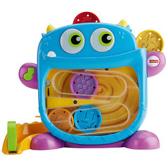 Игрушка Fisher Price Голодный монстрик Mattel