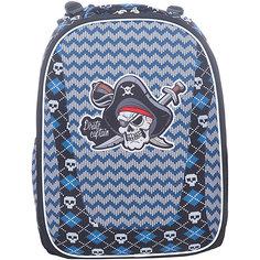 Рюкзак школьный Erich Krause с эргономичной спинкой Pirates