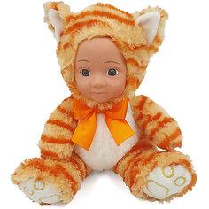 "Мягкая кукла Fluffy Family ""Мой котенок"""