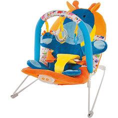 """Кресло-качалка Жирафики """"Жирафик"""" с вибрацией и музыкой"""