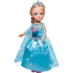Кукла, 38 см, озвученная, 100 фраз, Карапуз