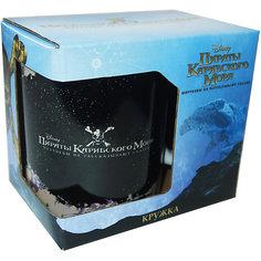 """Кружка """"Пираты Карибского Моря. Капитан Джек Воробей"""" в подарочной упаковке, 350 мл., Disney"""