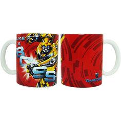 """Кружка Transformers """"Последний рыцарь. Бамблби"""", 350 мл. МФК профит"""