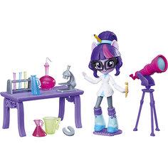 Мини игровой набор мини-кукол, B4910/B9483, My little Pony, Hasbro