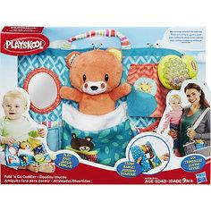 Первые плюшевые друзья, PLAYSKOOL, B6290/B6292, Hasbro