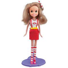 Набор для лепки с куклой Fashion Dough - Блондинка в красной юбке Toy Target