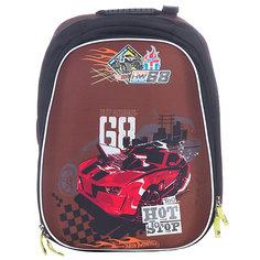 Рюкзак с эргономичной спинкой Hot Wheels Racing ( модель Com.Pack ) Erich Krause